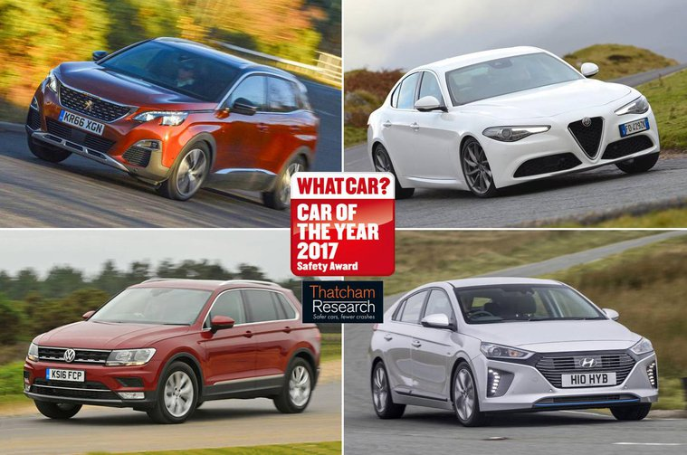 What Car? to name the safest car of 2017