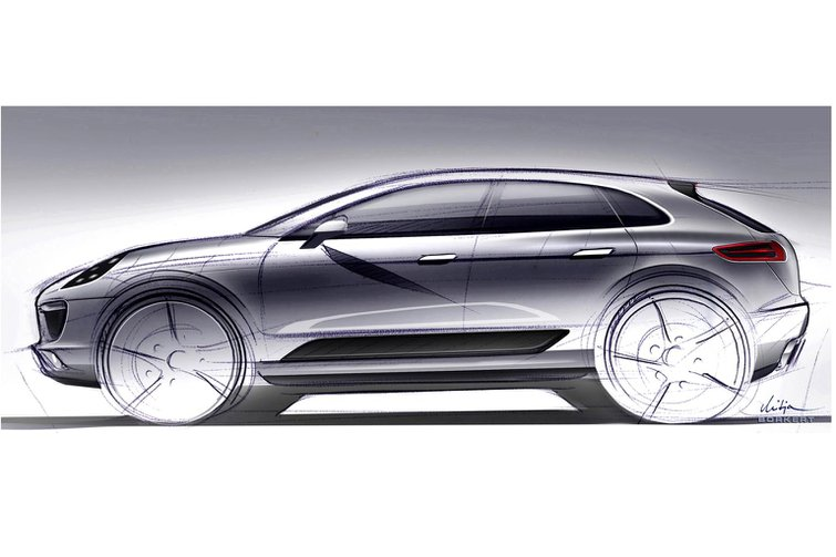 Porsche Macan prices 'from 40k'