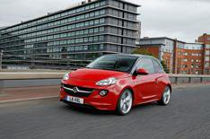 Vauxhall reveals three-cylinder Adam