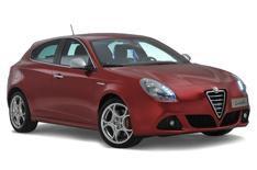Alfa Romeo Giulietta Multiair driven