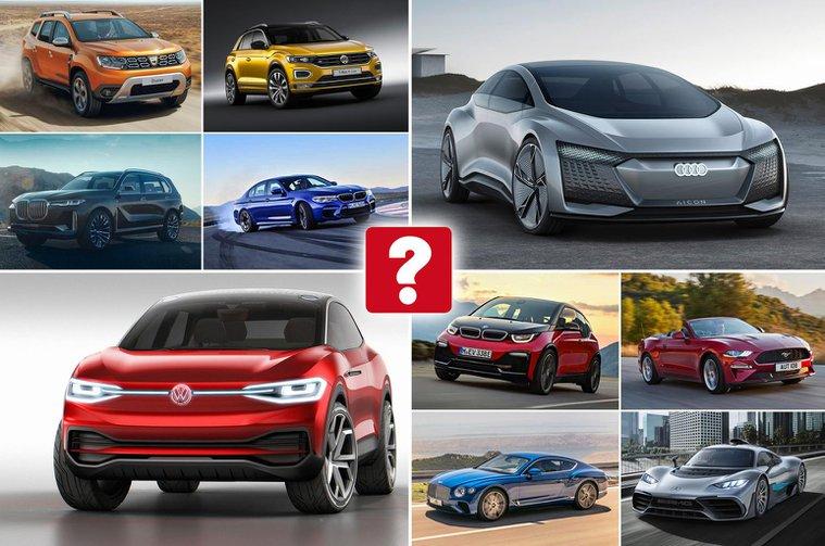 Frankfurt motor show 2017 – our star cars revealed