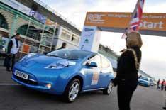 Future Car Challenge 2011 report
