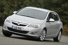 Vauxhall Astra: driven