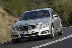 New Mercedes E-Class revealed