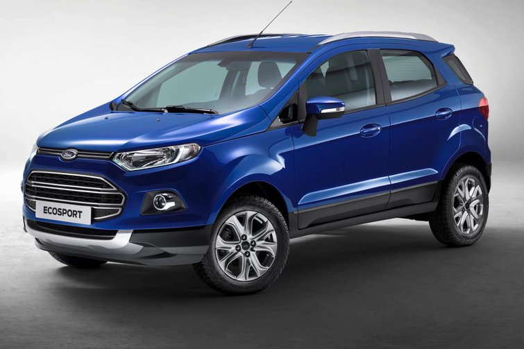 Ford Ecosport prices 'from 15k'