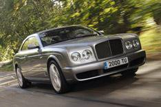 First drive: Bentley Brooklands