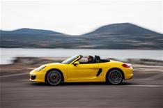 2012 Porsche Boxster UK review