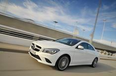 Mercedes CLA Shooting Brake planned