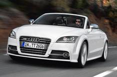 Audi revises the TT