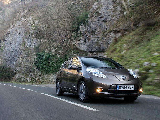 Promoted: The New Nissan LEAF – Serious Fun