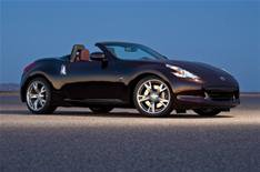 Nissan 370Z Roadster unveiled