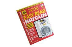 6th AA 2008 Easy Read Britain 14.99