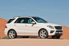 Mercedes unveils new M-Class