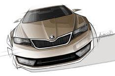 Skoda Rapid coupe planned