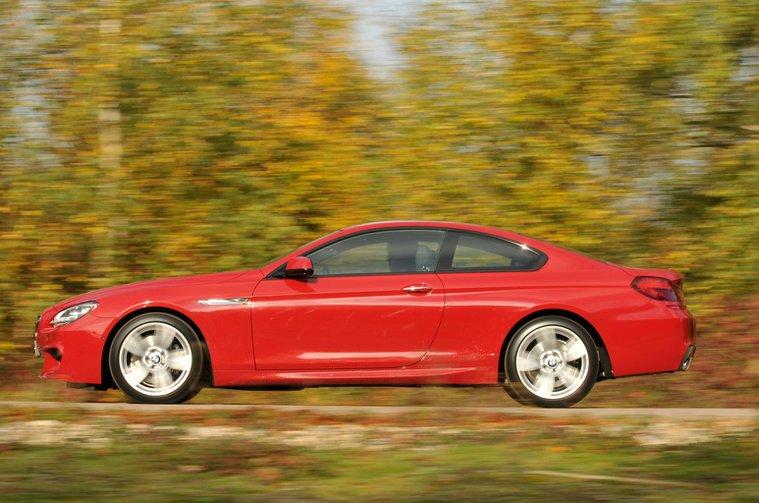 Used test: BMW 6 Series Coupe vs Jaguar XK