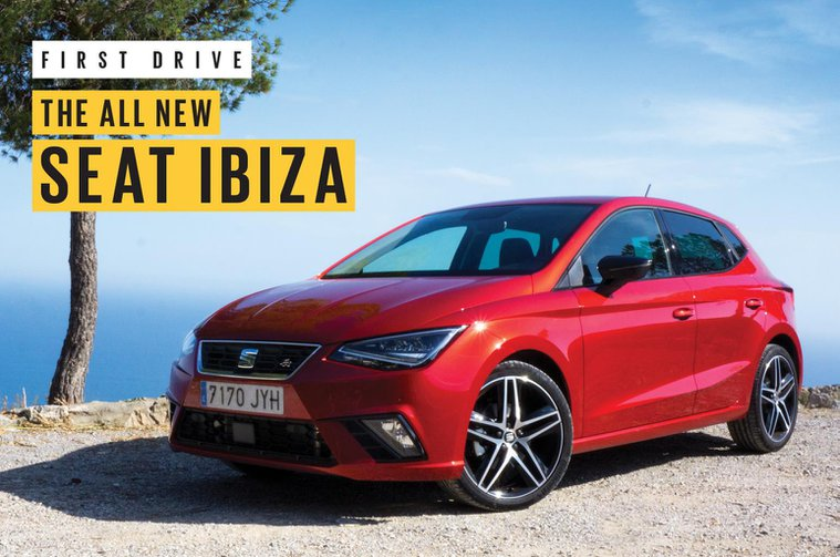 Promoted: Driving the new SEAT Ibiza in its home town of Barcelona