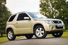 Suzuki Grand Vitara range revamped