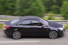 Unlimited 170mph Vauxhall Insignia VXR