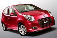 New Suzuki Alto for Paris show
