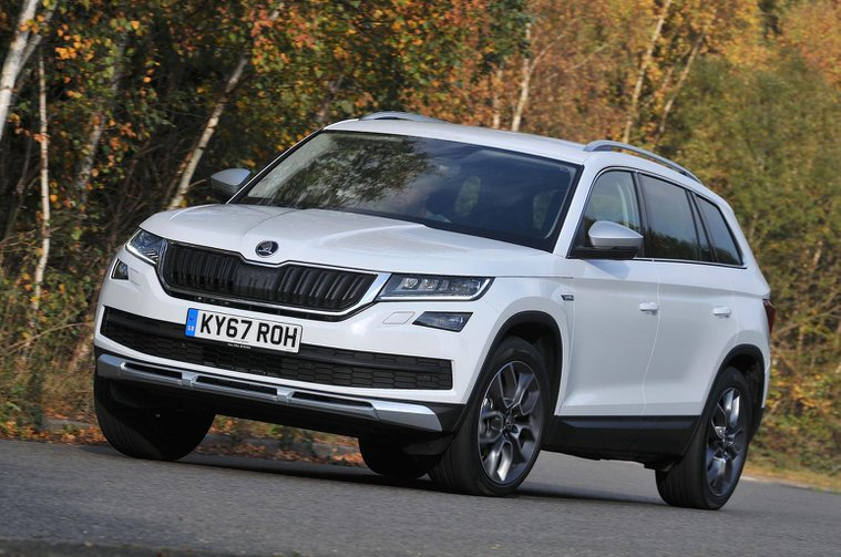 2017 Skoda Kodiaq Scout review – price, specs and release date