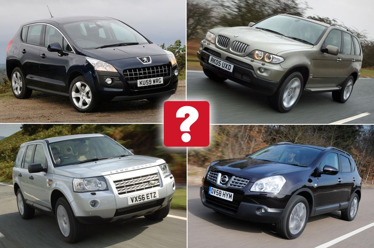 Best used SUVs for less than £5000 (and the ones to avoid)