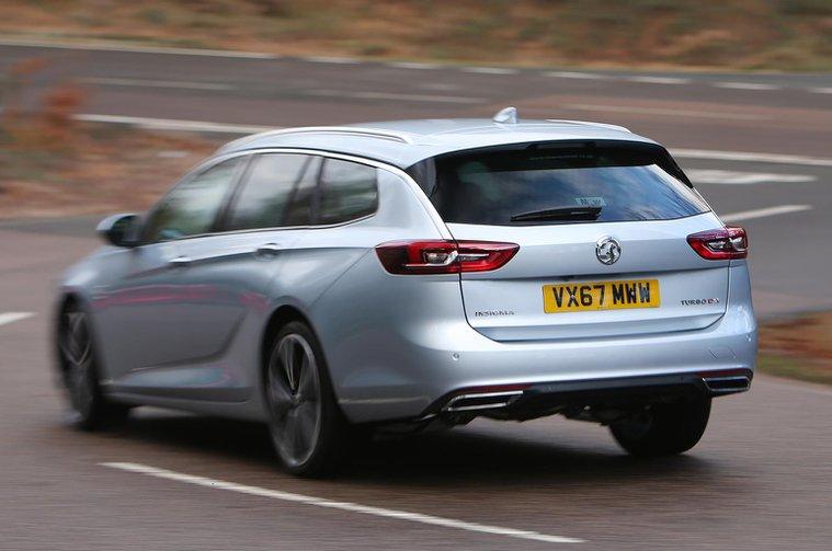 Vauxhall Insignia Sports Tourer long-term test review