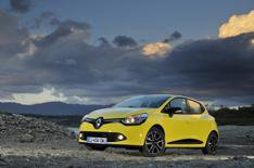 New 2012 Renault Clio review