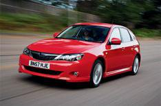 Subaru Impreza diesel postponed