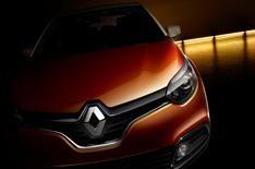 2013 Renault Clio SUV revealed