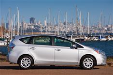 Exclusive preview of Toyota Prius +
