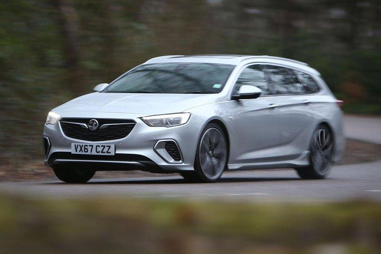 2018 Vauxhall Insignia Sports Tourer GSi review - verdict
