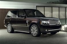 The Ultimate luxury Range Rover