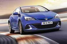 Vauxhall Astra VXR to remain 2WD