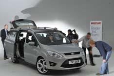 Ford Grand C-Max reviewed