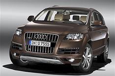 Revised Audi Q7 cleans up