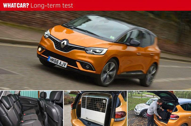 Renault Scenic long-term test review