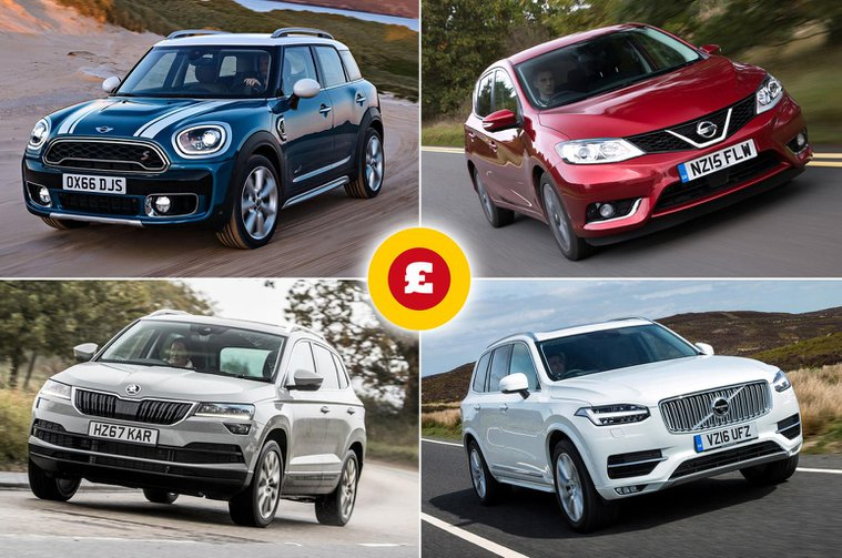 What Car? deals of the week