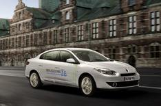 Electric driving lessons from Renault