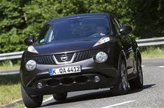Nissan Juke driven