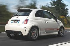 Join the Fiat 500 Abarth queue
