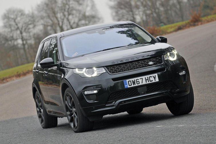 2017 Land Rover Discovery Sport 2.0 SD4 240 review - price, specs and release date