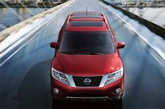Detroit 2012: Nissan Pathfinder Concept