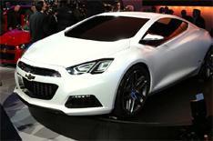 Detroit 2012: Chevrolet concepts