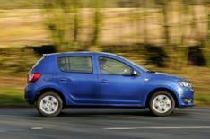 2013 Dacia Sandero review
