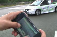 New iPhone app can drive your car
