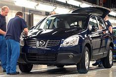 More UK jobs at Nissan