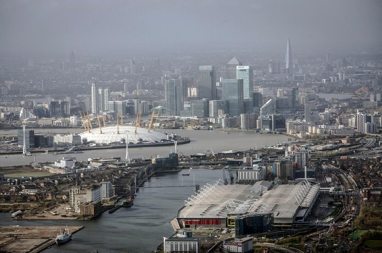 Older diesel cars to be charged for driving in London
