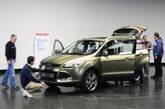 2013 Ford Kuga reader review - video