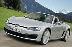 New VW roadster likely