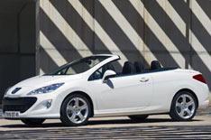 Peugeot reveals 308 CC
